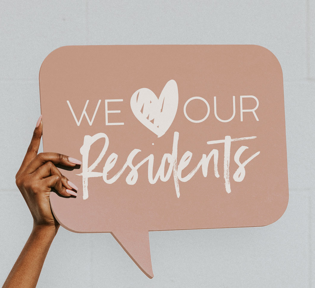 Resident Appreciation: We Love Our Residents