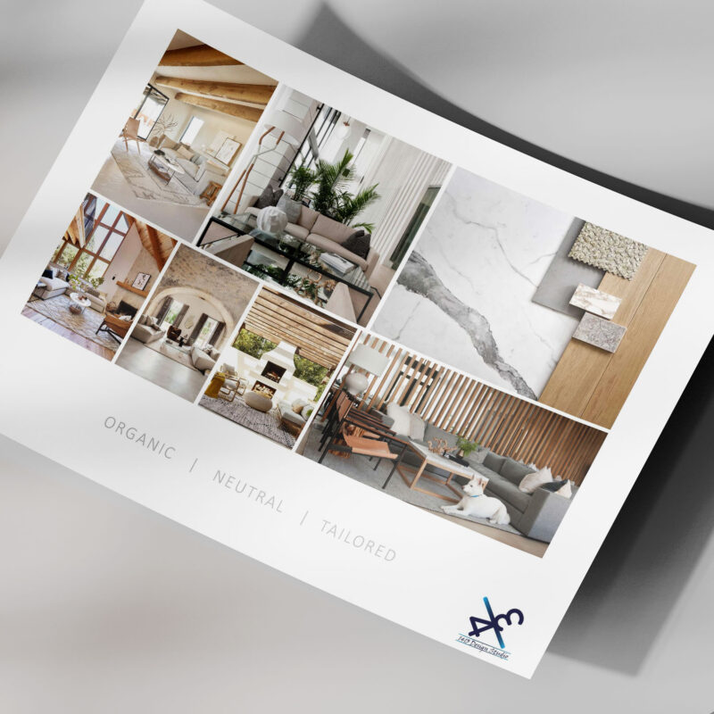 Apartment Branding Inspired by Interior Design