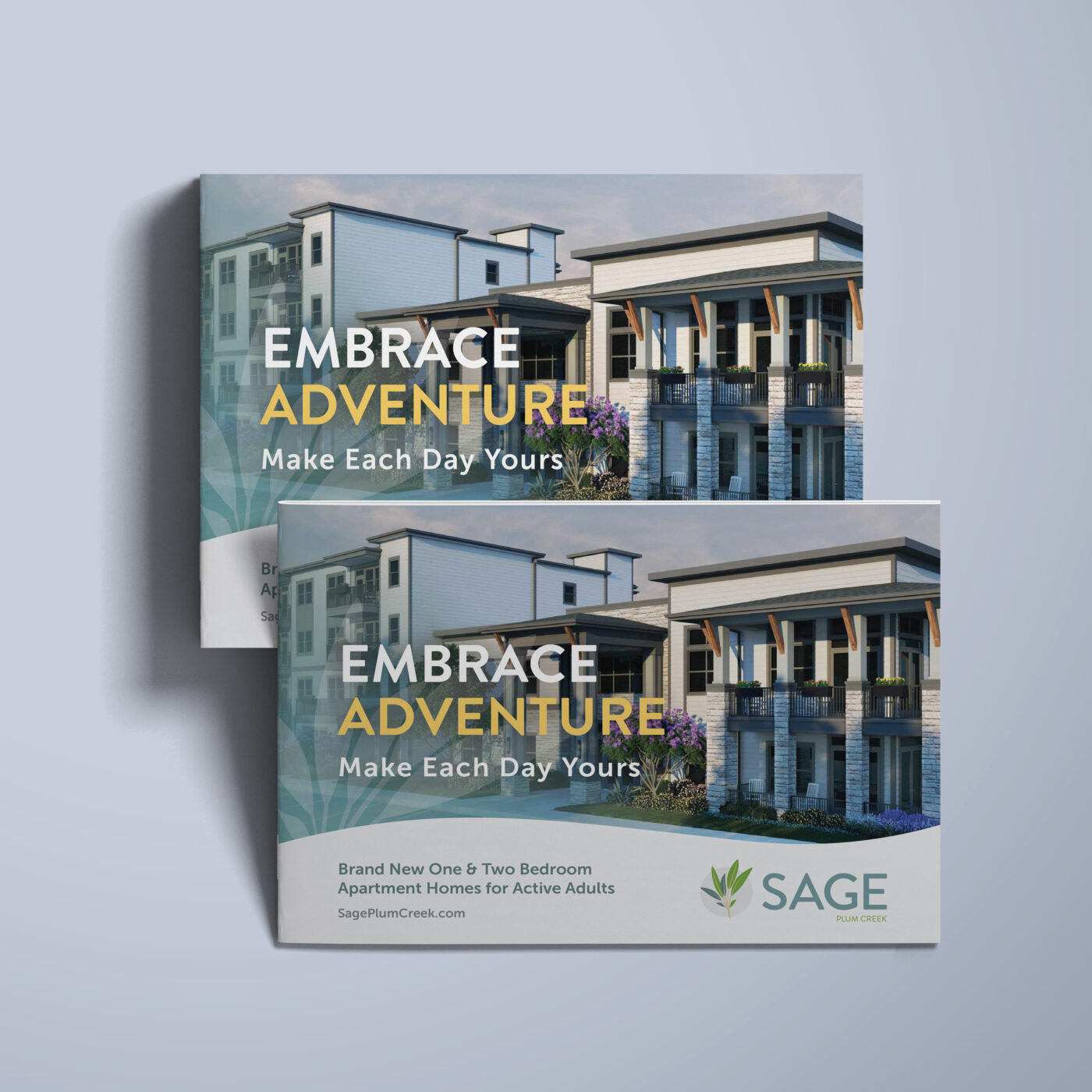 marketing collateral brochure