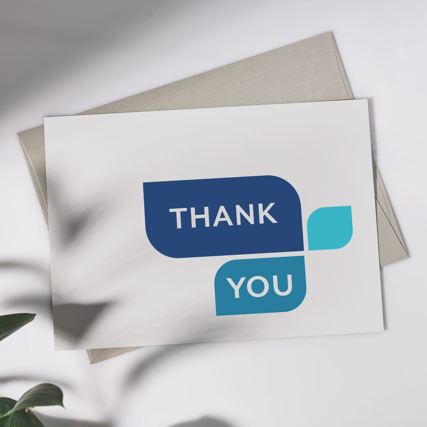 marketing collateral greeting card