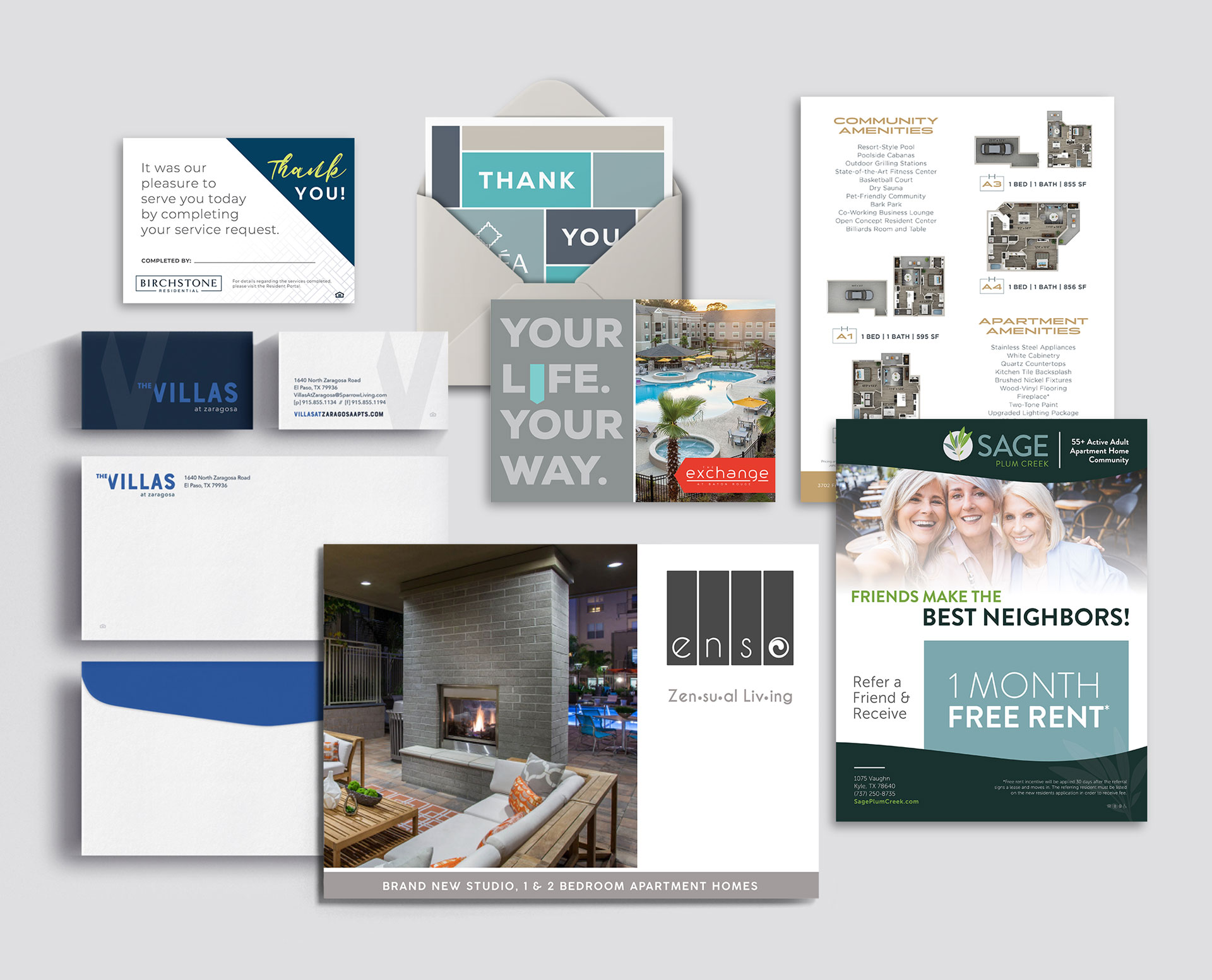 Marketing Collateral Must-Haves for Multifamily Branding